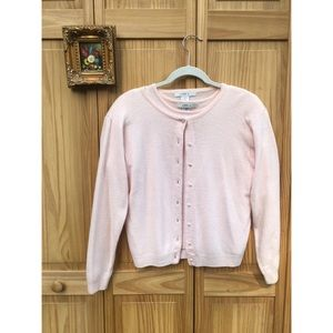 sweet vintage sweater set, Sz M